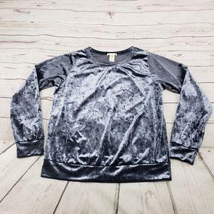 Matty M Shirt Size Large Womens Long Sleeve Top